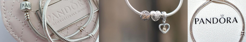Украшения Pandora из золота, серебра. Купить в подарок