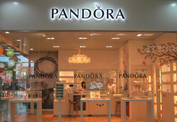 Pandora - история