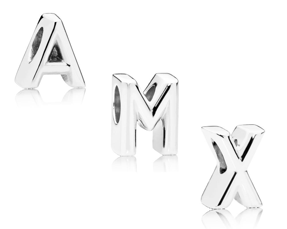 Pandora Alphabet