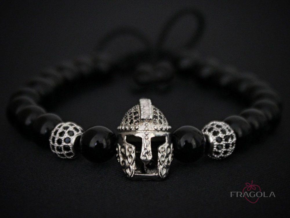 мужской браслет пандора